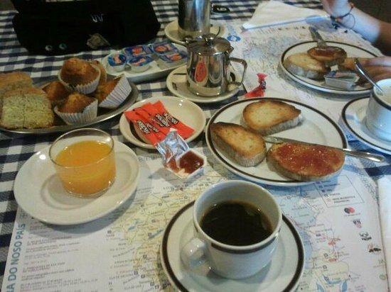 Hotel Casa Reboiro: desayuno