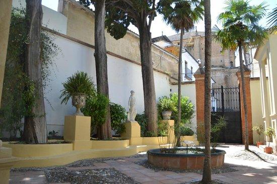Museo Peinado: de patio