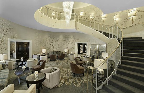 The Park Tower Knightsbridge A Luxury Collection Hotel London Lounge Tea