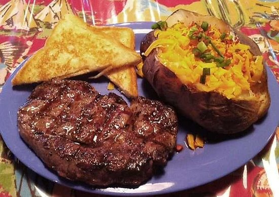 Tropical ocean cafe Best steak and seafood Corpus Christi
