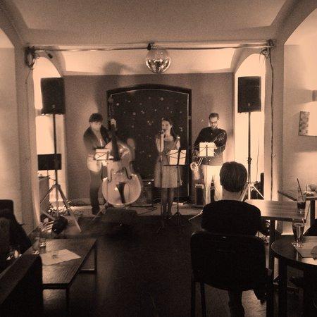 Cafe Foyer: Koncerty