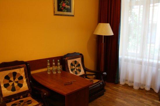 Hotel Lothus: angolo tv