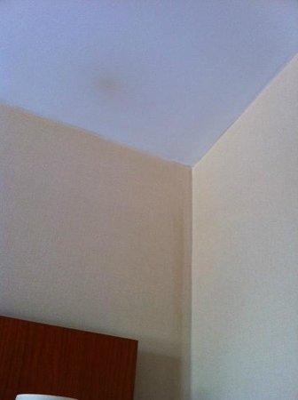 techo muy sucio
