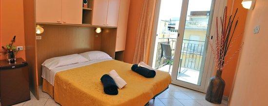 Venere Hotel: la stanza