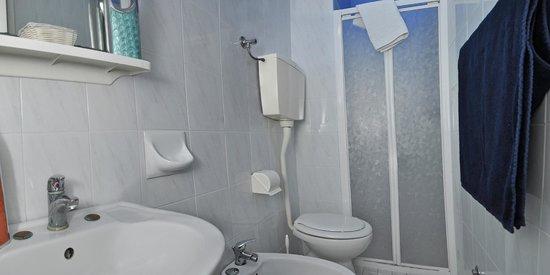 Venere Hotel: i servizi igienici