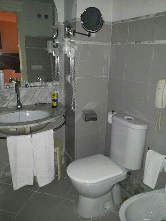 SH Ingles : bagno