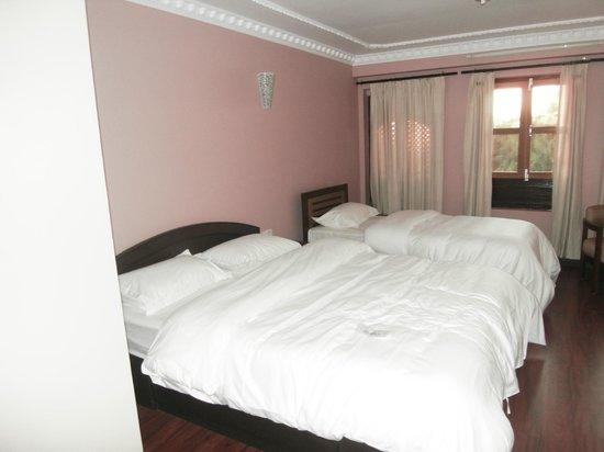 Sweet Home Bhaktapur: Twin Deluxe Room