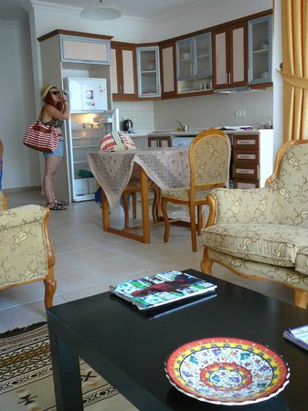Samira Resort: An apartment