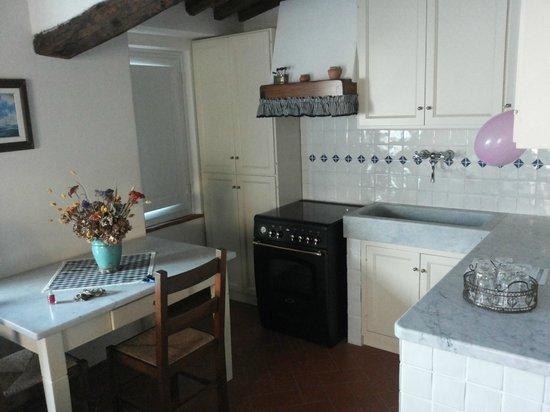 Villa a Case Rosse : Cucina