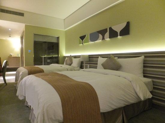 Park City Hotel-Luzhou Taipei: 客室