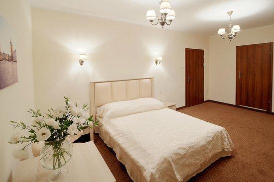 Hotel Jan : pokój standard