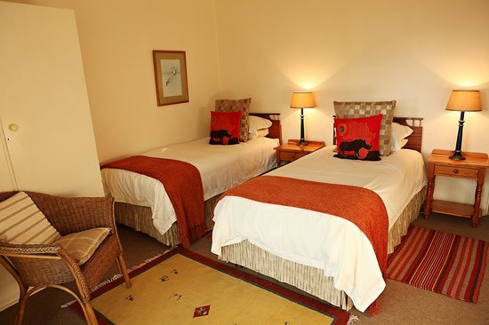 Tamboti Ridge Bed & Breakfast: Room 3