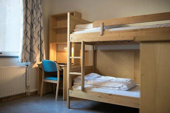 Perminalen Hotel: Room