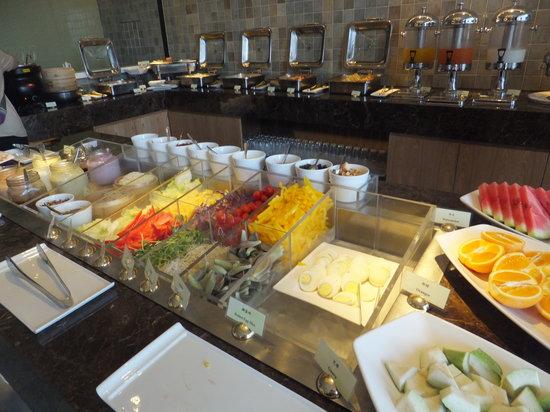 Park City Hotel-Luzhou Taipei: 朝食