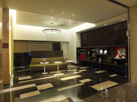 Park City Hotel-Luzhou Taipei: ロビー