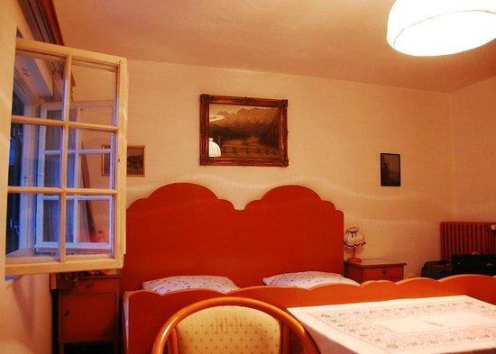 Double room of Haus Jermann (Pension Jermann)