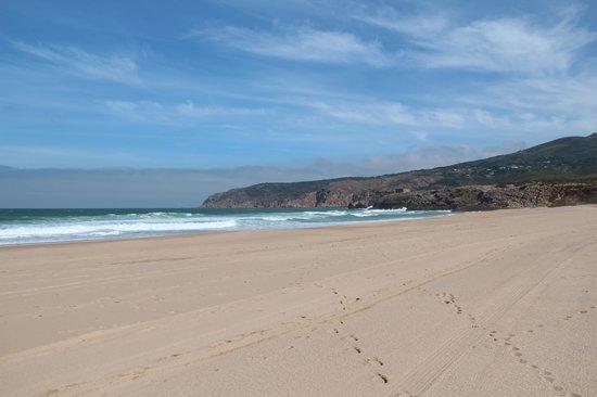 Karma Surf Retreat Lisbon: Lovely Guincho beach
