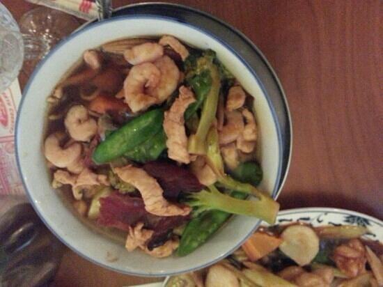 Asian Garden Restaurant: good food