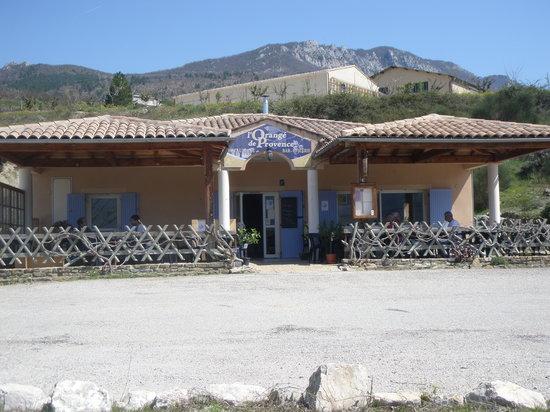 Restaurant L Orang Ef Bf Bd Saint Sauveur Gouvernet