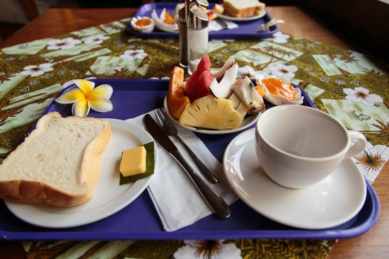 Heilala Holiday Lodge: Yummy breakfast