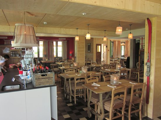Rinderberg Swiss Alpine Lodge: Smaakvol interieur