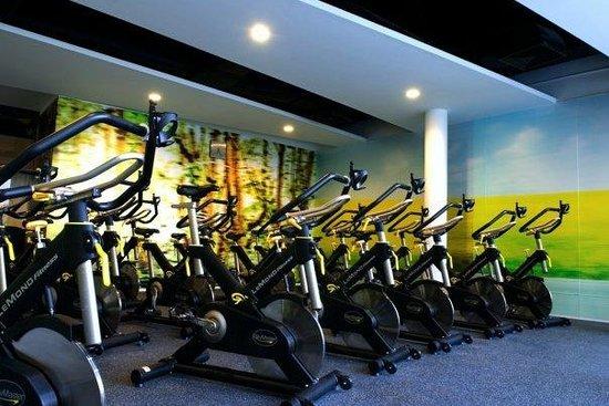Sites2: Glow Gym - Cycling Studio