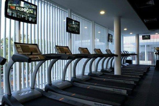 Sites2: Glow Gym - Fitness Centre