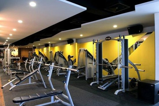 S2 Indonesia: Glow Gym - Fitness Centre