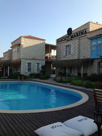 Alacati Marina Palace Boutique Hotel: Alacati Marina Otel