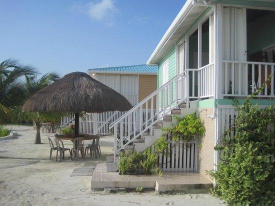 Royal Palm Island Resort : les bungalows