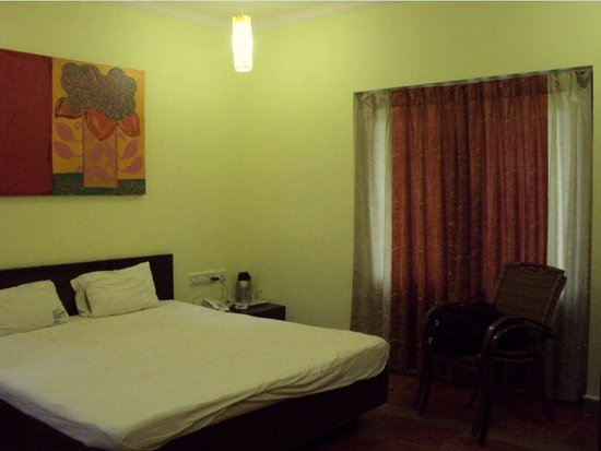 Miramar Residency: Hotel Room