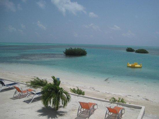 Royal Palm Island Resort : la plage de l'hotel