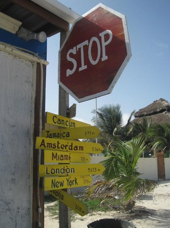 Royal Palm Island Resort: saint georges - alentours