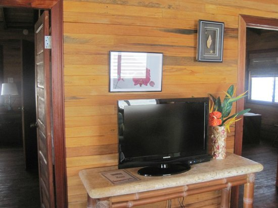 Royal Palm Island Resort : le salon