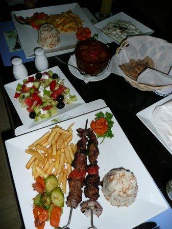 Jana: What a feast!