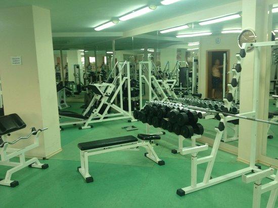 Apartcomplex Panorama Dreams: Gym at Panorama Dreams