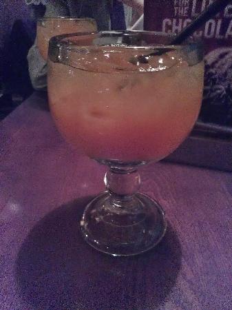 TGI Friday's - Nottingham: Quite tasty but little alcohol!