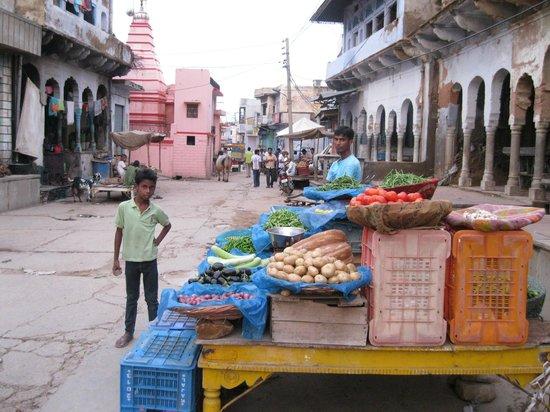 Castle Khandela : mercato