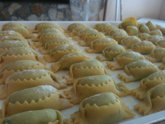 Il Cacciatore Ristorante - Bed&Breakfast: la nostra pasta fresca