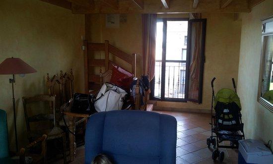 Domaine de Crecy : Living Area