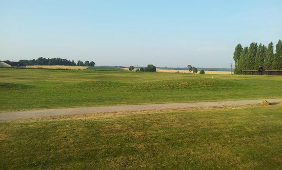 Domaine de Crecy : View from the room