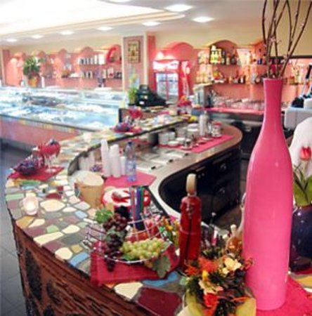 Dolce Vita Cafe': interni