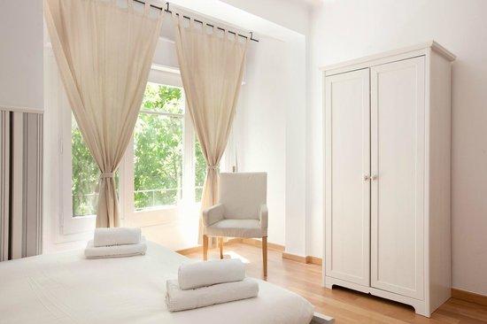Suite Home Barcelona: Bedroom