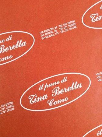 Il Pane de Tina Beretta: Il pane di Tina Beretta