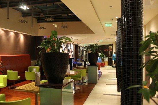 Soho Boutique Hotel : la sala relax