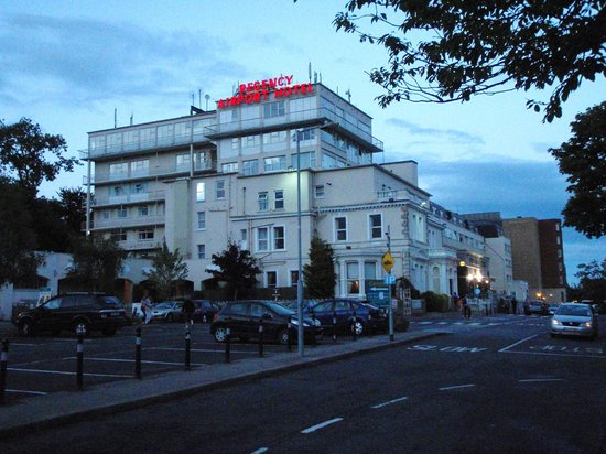 The Regency Hotel Dublin: View of the Hotel