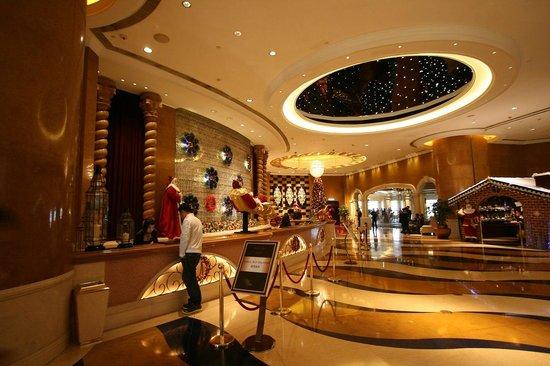 Sofitel Macau At Ponte 16: lobby