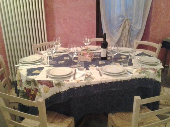Cantina La Ca' Nova: A tavola per una degustazione