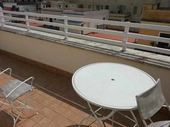 Venetia Palace Hotel: Balcony