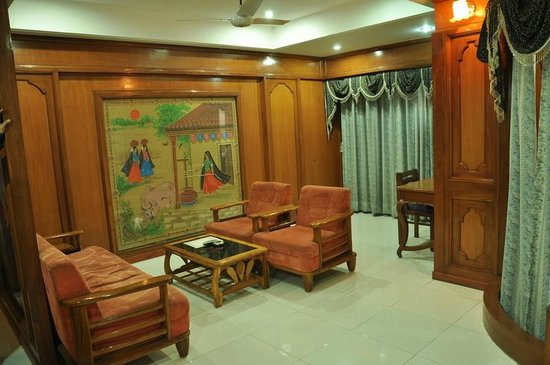 Hotel Chandan: Maharani Suite Room